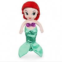 Мягкая плюшевая кукла Ариэль Русалочка Disney 30 см