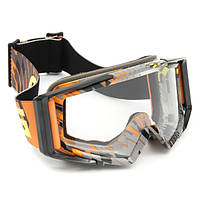 Мотокросс Goggles мотоцикл Шлем ветрозащитный Очки Спортивные гонки Внедорожник Внедорожник Внедорожник ATV