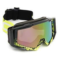 Мотокросс Goggles Шлем ветрозащитный Очки Спортивный гоночный крест мотоцикл Внедорожник ATV внедорожник