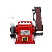 Шлифовальная машина настольная ленточная Kraft&Dele KD545 1800W