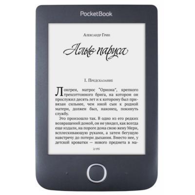 Электронная книга PocketBook Basic 3 Black (PB614-2-E-CIS)