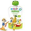 Органічне фруктове пюре HiPP HiPPiS Груша-яблуко, 100 г