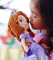 Плюшевая кукла София Прекрасная Дисней Princess Sofia the First 33 см