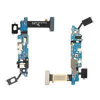 USB зарядное устройство зарядное док-порт гибкий кабель с микрофоном для Samsung Galaxy S6 g920a AT & T