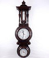 Часы настенные-Консул барометр / термометр