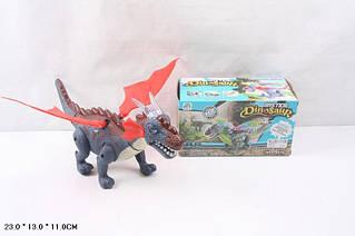 Реалистичный интерактивный динозавр