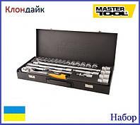 Набор MASTERTOOL  78-4124