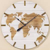 Настенные часы Глобал круглой формы