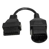 OBD2 диагностический кабель адаптера код сканер 17pin к 16pin для Mazda Ford Ranger