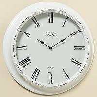 Настенные часы изготовлены из МД