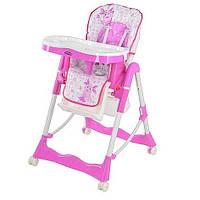 Детский стульчик LT 0009 U/R для кормления, Лунтик