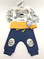 Кота и штаны для мальчика 3, 9 месяцев