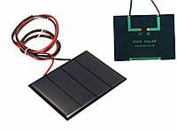 12v 1.5w мини солнечная панель небольшой модуль сотового эпоксидной зарядное устройство с 1м сварочной проволоки