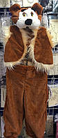 "Новогодний костюм ""Медведь"" на рост от 98 до 116 см, 395 грн"