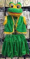 "Новогодний костюм ""Лягушка"" на рост от 98 до 116 см, 315 грн"