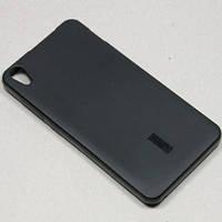Lenovo S850 Чехол силикон чёрный