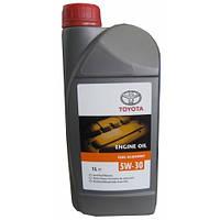 Моторное синтетическое масло TOYOTA SAE 5W-30 1L