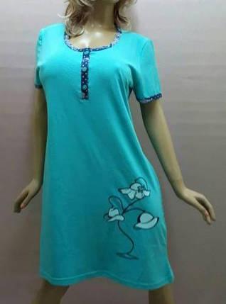 Ночная рубашка, туника, сорочка на пуговицах, Харьков, фото 2