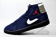 Мужские Кроссовки Nike Air Jordan Sky High Retro, Dark Blue