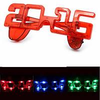 2016 новый год засветиться партия Национальный день фестиваль LED очки очки