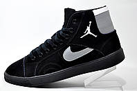 Мужские Кроссовки Nike Air Jordan Sky High Retro, Black