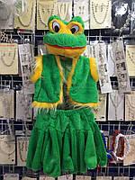 Новогодний костюм Лягушки на рост от 98 до 116 см, 390