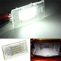 24 LED Внутреннее освещение ног ствол загрузочного бардачок лампа для BMW E90 E92 E66 E61