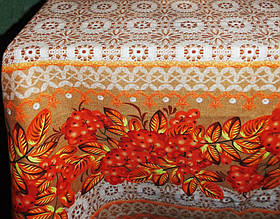 Скатерть  140*220 , Рябина , тм Комфорт текстиль.