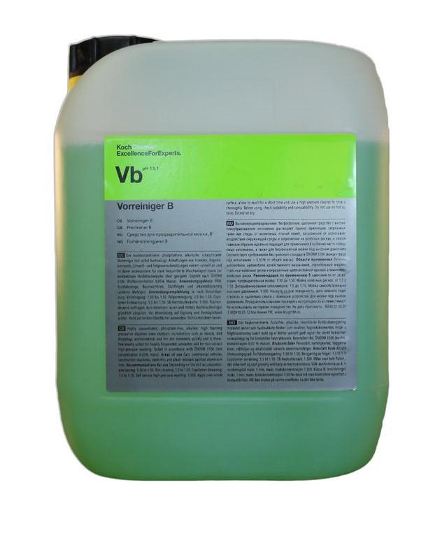 Multi Star Koch Chemie склад для первинної мийки