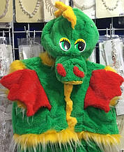 Новогодний костюм Дракона на рост от 98 до 116 см, 390