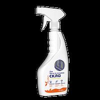 Средство для мытья и очистки стекол с ароматом лимона 0.5л