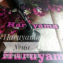 Гель-лак Haruyama №161 (бутылочный темно-зеленый), 8 мл, фото 2