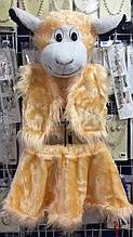 Новогодний костюм Козочки на рост от 98-116 см, 390