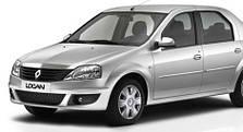 Защита двигателя Renault Logan (2004-2012) седан \ универсал