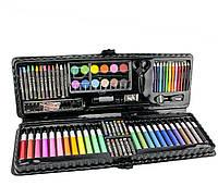 Детский набор для рисования в кейсе - 92 PCS Art Set