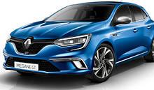 Защита двигателя Renault Megane 4 (c 2016--)