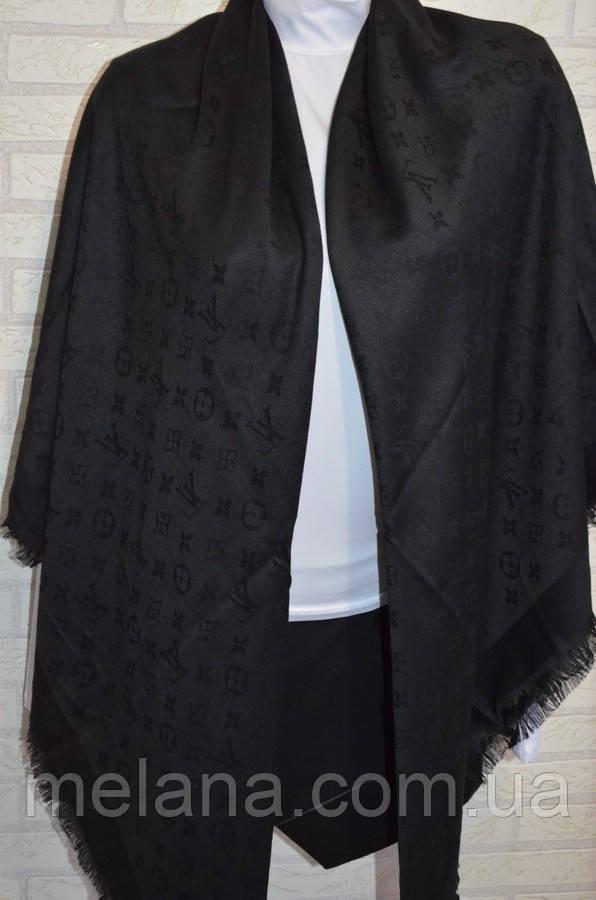 черный платок луи витон