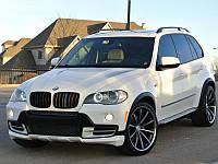 КОМПЛЕКТ НАКЛАДОК BMW X5 E70 AERO (ДОРЕСТАЙЛ)