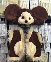 """Новогодний костюм """"Чебурашка"""" на рост от 98 до 116 см, 315 грн"""