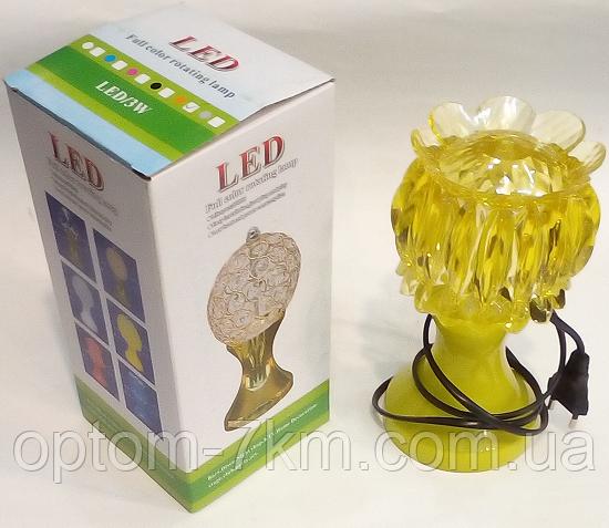 Светодиодный Диско Шар LED Pinapple am
