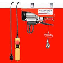 Электрический тельфер на 250 кг Intertool GT1481