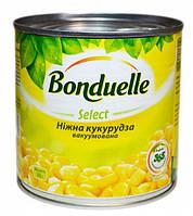 """Кукурудза цукрова 170г ж/б """"Bonduelle"""" (1/12)"""