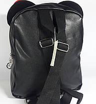 Рюкзак детский для девочки с наружным карманом , фото 3