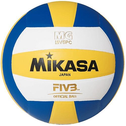 Мяч волейбольный Mikasa (MV5PC)