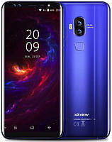 Смартфон Blackview S8 4/64gb Blue MT6750T 3180 мАч
