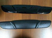 Зимняя накладка на решетку радиатора Део Ланос (Daewoo Lanos) 1997-2017 верхняя
