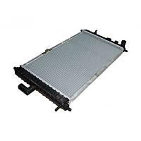 Радиатор охлаждения Chery QQ 0.8L