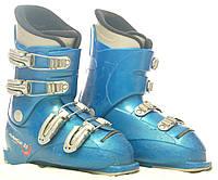 Горнолыжные ботинки  Lange 60team 22см. стелька 35 размер боты лыжные детские