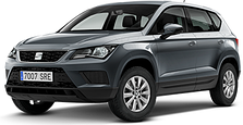 Защита двигателя Seat Ateca (c 2016--)