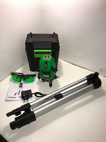 Лазерный нивелир AL-FA ALNL02 , фото 2